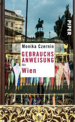 Gebrauchsanweisung für Wien, Monika Czernin