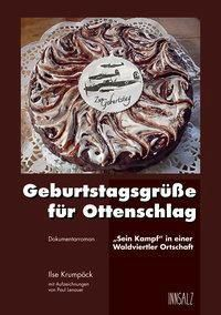 Geburtstagsgrüße für Ottenschlag - Ilse Krumpöck  