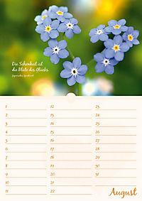 Geburtstagskalender Auszeit für die Seele - Produktdetailbild 8