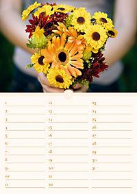 Geburtstagskalender Herzlichen Glückwunsch; Birthday Calendar Happy Birthday - Produktdetailbild 3