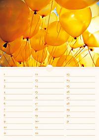 Geburtstagskalender Herzlichen Glückwunsch; Birthday Calendar Happy Birthday - Produktdetailbild 7