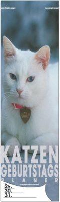 Geburtstagsplaner Katzen, Baback Haschemi