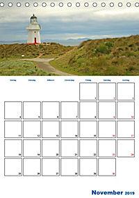 Geburtstagsplaner - Neuseelands Natur (Tischkalender 2019 DIN A5 hoch) - Produktdetailbild 11