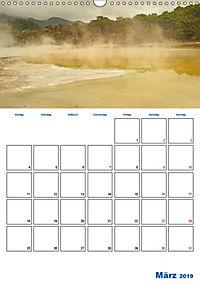 Geburtstagsplaner - Neuseelands Natur (Wandkalender 2019 DIN A3 hoch) - Produktdetailbild 3