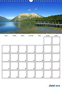 Geburtstagsplaner - Neuseelands Natur (Wandkalender 2019 DIN A3 hoch) - Produktdetailbild 6