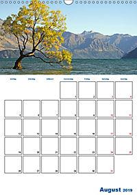 Geburtstagsplaner - Neuseelands Natur (Wandkalender 2019 DIN A3 hoch) - Produktdetailbild 8
