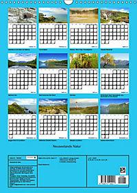 Geburtstagsplaner - Neuseelands Natur (Wandkalender 2019 DIN A3 hoch) - Produktdetailbild 13