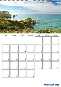Geburtstagsplaner - Neuseelands Natur (Wandkalender 2019 DIN A2 hoch) - Produktdetailbild 2
