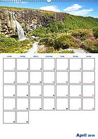 Geburtstagsplaner - Neuseelands Natur (Wandkalender 2019 DIN A2 hoch) - Produktdetailbild 4