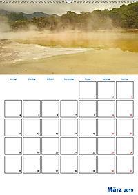 Geburtstagsplaner - Neuseelands Natur (Wandkalender 2019 DIN A2 hoch) - Produktdetailbild 3