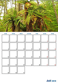 Geburtstagsplaner - Neuseelands Natur (Wandkalender 2019 DIN A2 hoch) - Produktdetailbild 7