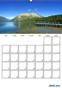 Geburtstagsplaner - Neuseelands Natur (Wandkalender 2019 DIN A2 hoch) - Produktdetailbild 6