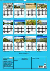 Geburtstagsplaner - Neuseelands Natur (Wandkalender 2019 DIN A2 hoch) - Produktdetailbild 13