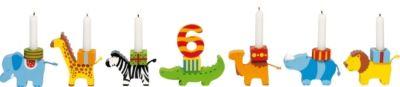 Geburtstagstierparade Länge 58 cm