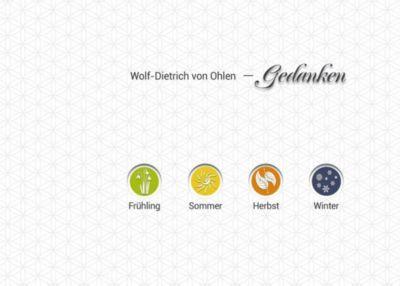 Gedanken - Wolf-Dietrich von Ohlen |