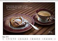 Gedanken... Bildkalender mit Sprüchen (Wandkalender 2019 DIN A3 quer) - Produktdetailbild 3