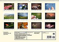 Gedanken... Bildkalender mit Sprüchen (Wandkalender 2019 DIN A3 quer) - Produktdetailbild 13