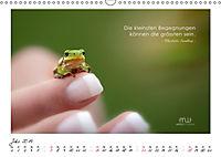 Gedanken... Bildkalender mit Sprüchen (Wandkalender 2019 DIN A3 quer) - Produktdetailbild 7