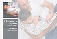 Gedanken zur Taufe und zur Kindersegnung - Produktdetailbild 1