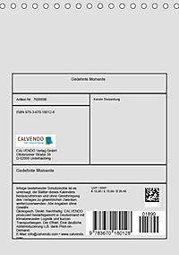 Gedehnte Momente (Tischkalender 2019 DIN A5 hoch) - Produktdetailbild 13
