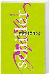 Gedichte, Friedrich von Schiller