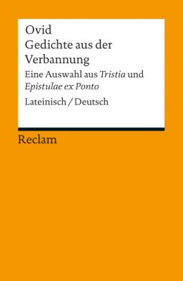 Gedichte aus der Verbannung - Ovid pdf epub
