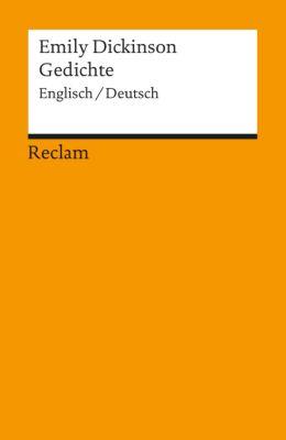 Gedichte, Englisch-Deutsch - Emily Dickinson |