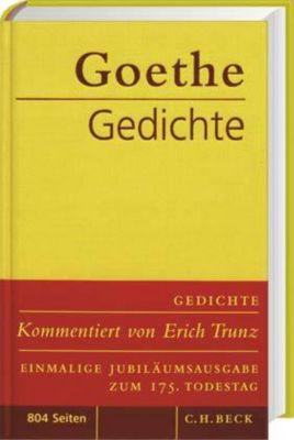 Gedichte, Jubiläumsausgabe - Johann Wolfgang von Goethe pdf epub