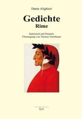 Gedichte. Rime - Dante Alighieri |