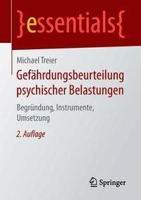 Gefährdungsbeurteilung psychischer Belastungen, Michael Treier