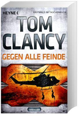 Gegen alle Feinde, Tom Clancy
