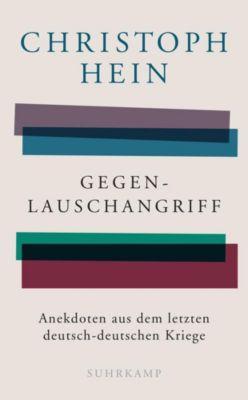 Gegenlauschangriff - Christoph Hein |