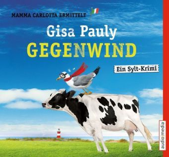 Gegenwind, 6 Audio-CDs, Gisa Pauly