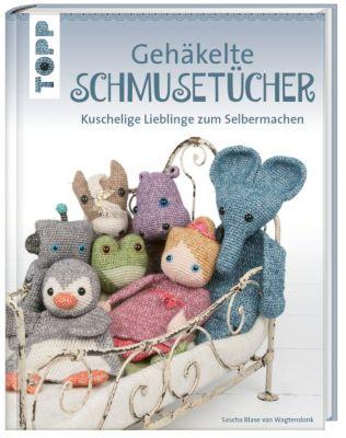 Gehäkelte Schmusetücher, Sascha Blase van Wagtendonk
