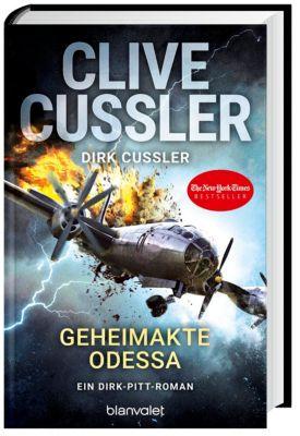 Geheimakte Odessa, Clive Cussler, Dirk Cussler
