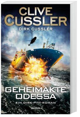 Geheimakte Odessa, Clive/Cussler,Dirk Cussler