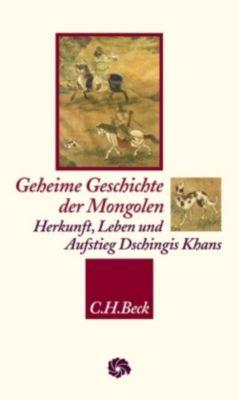 Geheime Geschichte der Mongolen - Manfred Taube  