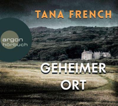 Geheimer Ort, 8 Audio-CDs, Tana French