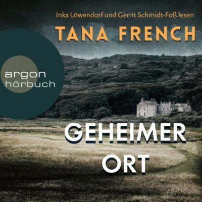 Geheimer Ort (Ungekürzte Lesung), Tana French