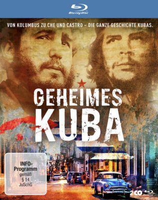 Geheimes Kuba - 2 Disc Bluray