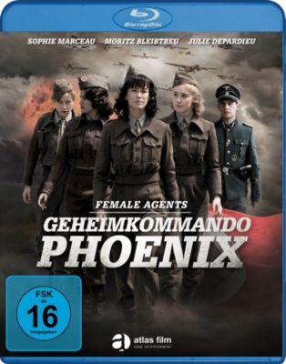 Geheimkommando Phoenix - Female Agents, Jean-Paul Salome