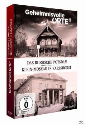 Geheimnisvolle Orte - Das russische Potsdam / Klein-Moskau in Karlshorst, Geheimnisvolle Orte