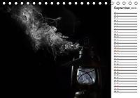 Geheimnisvoller Rauch (Tischkalender 2019 DIN A5 quer) - Produktdetailbild 9