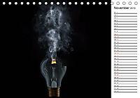 Geheimnisvoller Rauch (Tischkalender 2019 DIN A5 quer) - Produktdetailbild 11