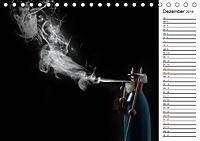 Geheimnisvoller Rauch (Tischkalender 2019 DIN A5 quer) - Produktdetailbild 12