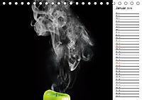Geheimnisvoller Rauch (Tischkalender 2019 DIN A5 quer) - Produktdetailbild 1