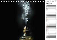 Geheimnisvoller Rauch (Tischkalender 2019 DIN A5 quer) - Produktdetailbild 4