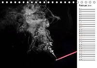 Geheimnisvoller Rauch (Tischkalender 2019 DIN A5 quer) - Produktdetailbild 2