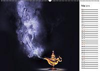 Geheimnisvoller Rauch (Wandkalender 2019 DIN A2 quer) - Produktdetailbild 5