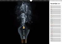 Geheimnisvoller Rauch (Wandkalender 2019 DIN A3 quer) - Produktdetailbild 11